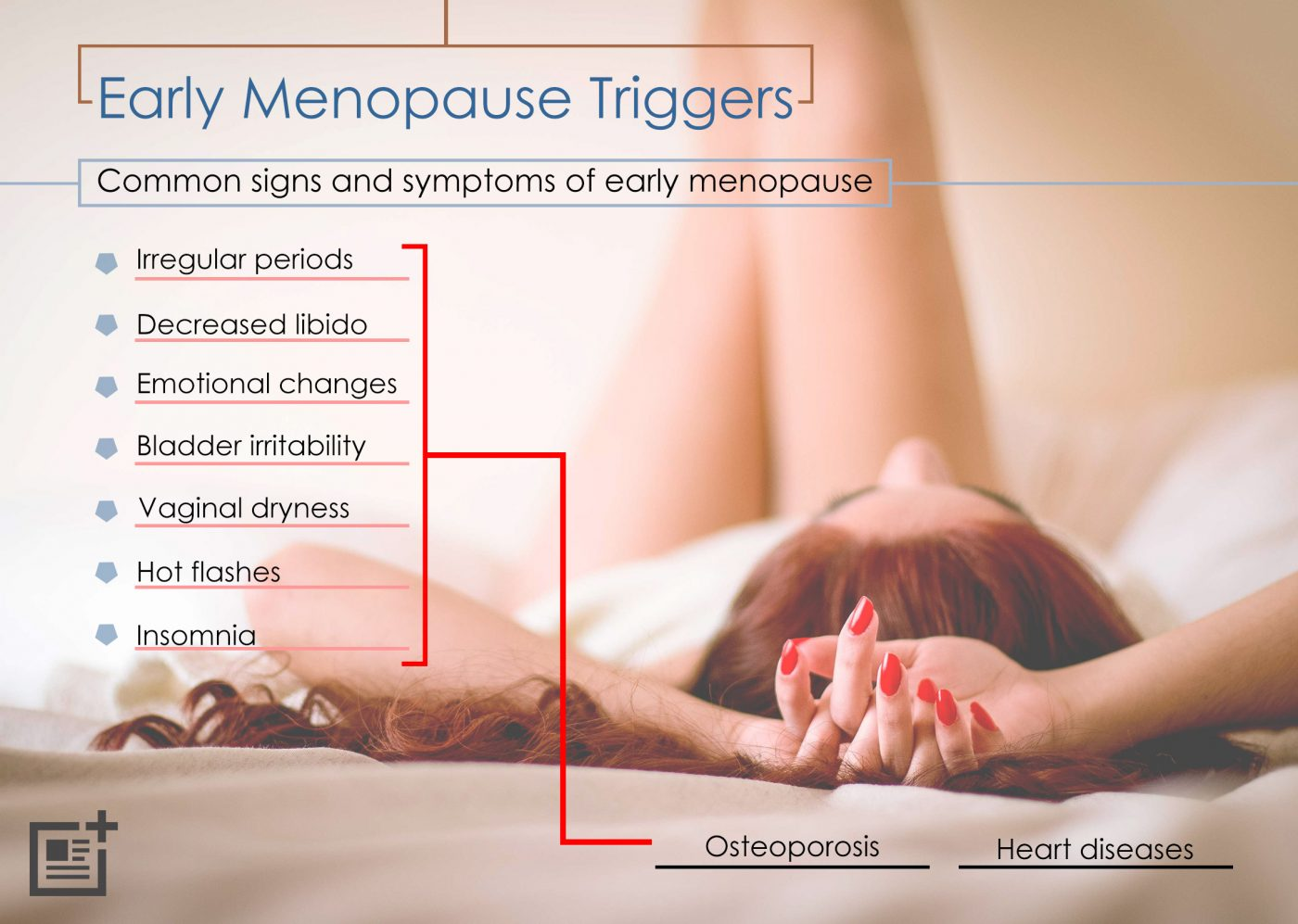 Early Menopause Trigers