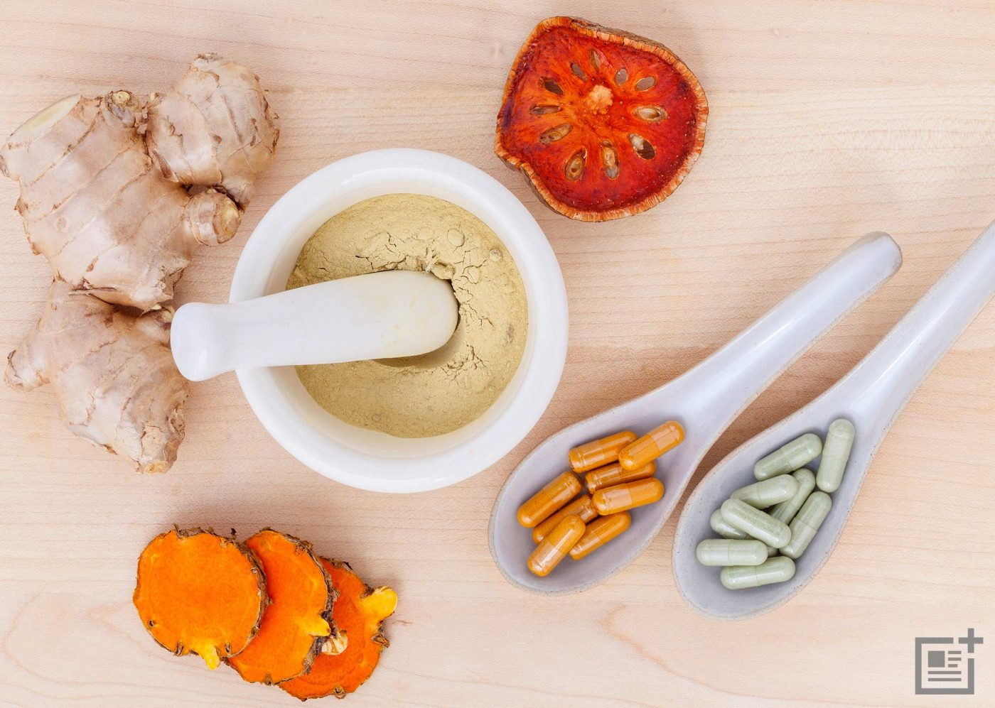 Forms of Nutraceuticals, dietary supplements